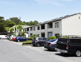 Nova Ro II Senior Housing Exterior