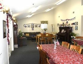 Nova Ro II Senior Housing Rec Room