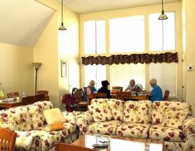 Nova Ro I Senior Housing Common Room